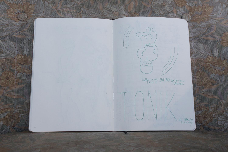 Ben Frost & Tonik